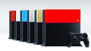 Customizable PS4 faceplates are on the horizon!