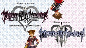 Kingdom Hearts 2.8 + 3 Trailer released